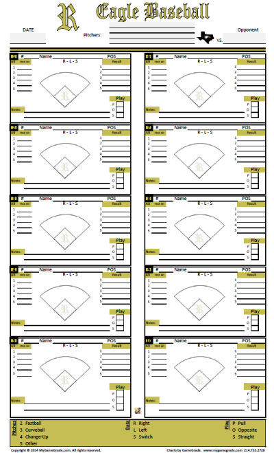 Remarkable image inside baseball hitting charts printable