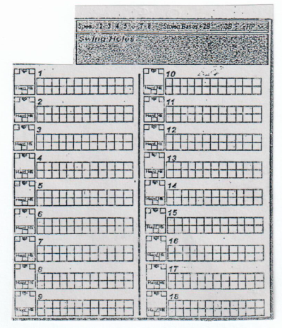 Critical image in free printable softball pitching charts